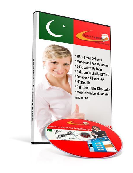 Pakistan Database 2016