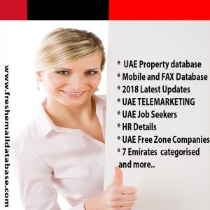Uae b2b email database list of companies in uae with email.